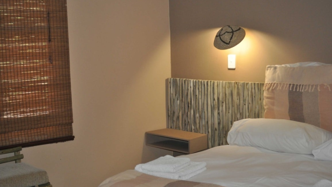 Khorixas Rest Camp - slaapkamer