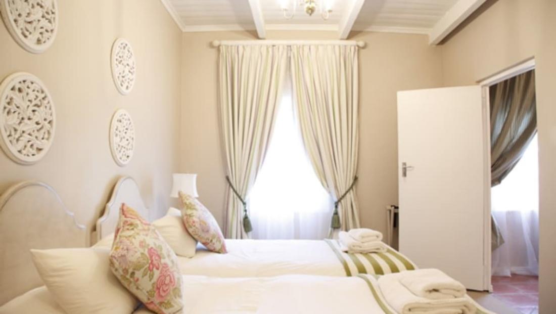 Knorhoek Guesthouse - slaapkamer