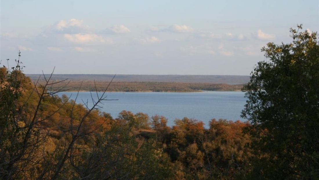 Limpopo National Park - Massingr Dam