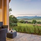 Rondreizen Zuid-Afrika - Uitzicht Montusi Mountain Lodge