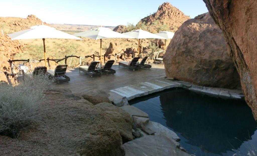 Mowani Mountain Camp - zwembad