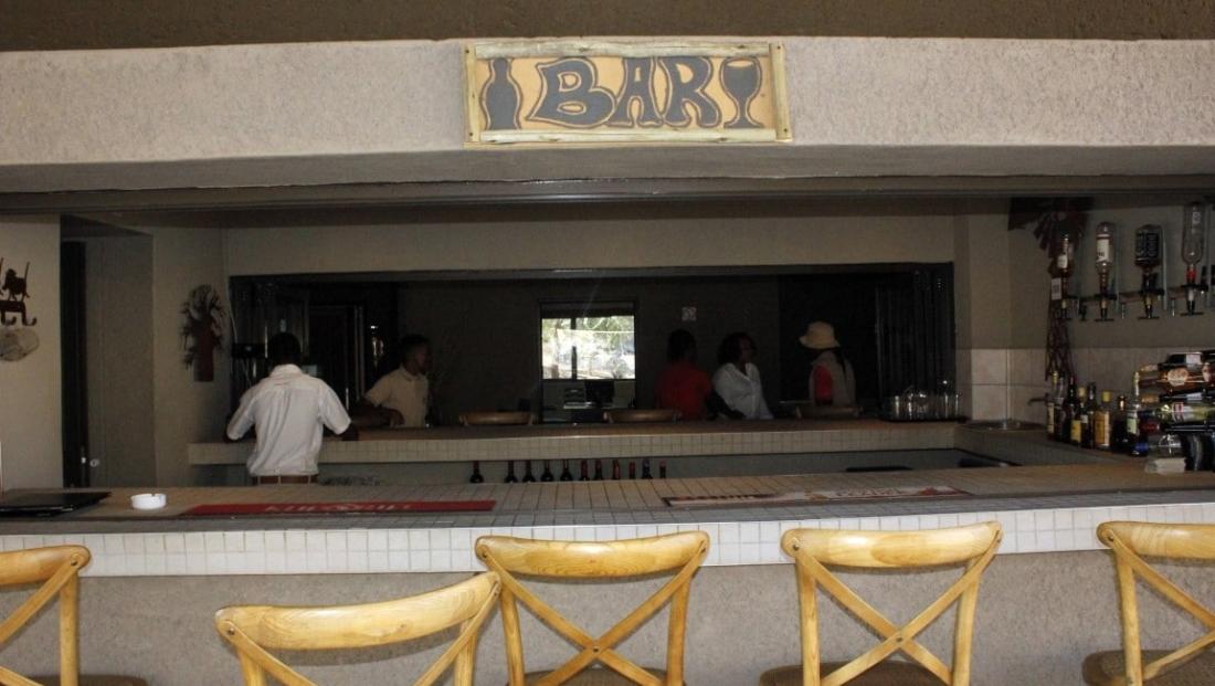 Namib Naukluft Park - bar