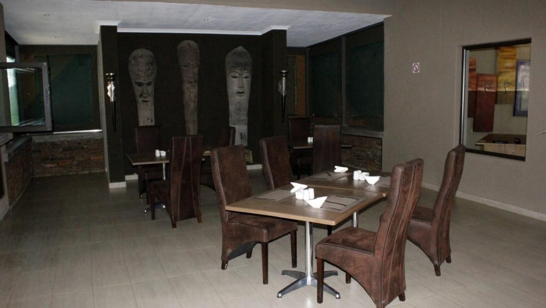 Namib Naukluft Park - restaurant