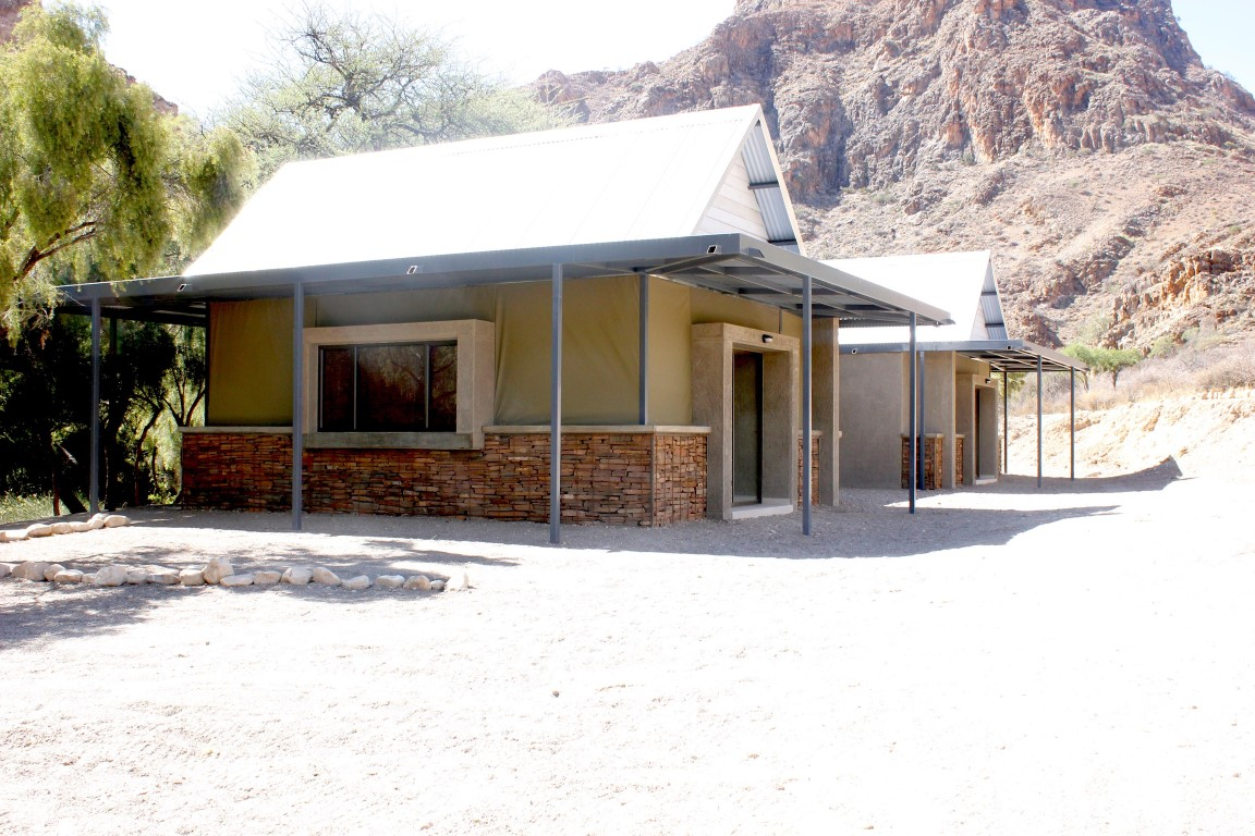 Namib Naukluft Park - huisjes
