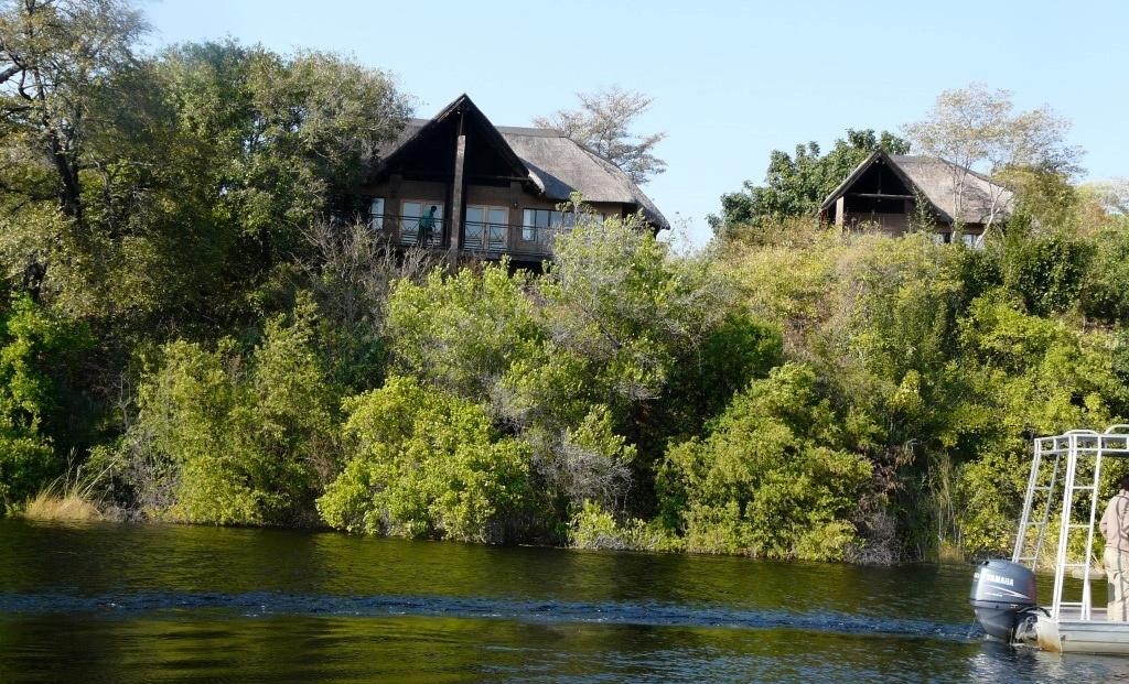 Namushasha Lodge