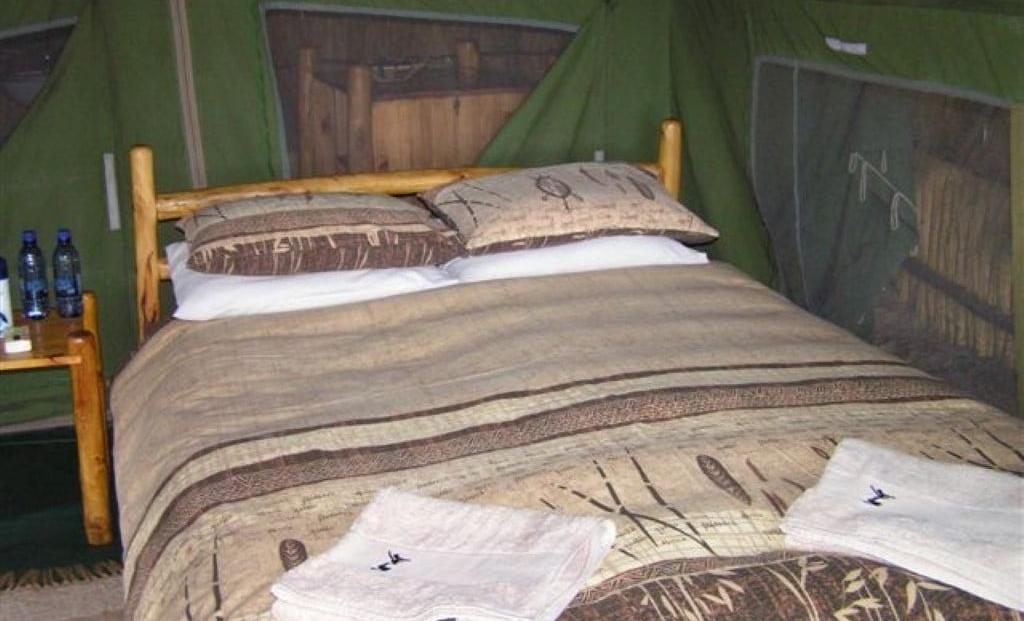 Nhoma Camp - slaapkamer