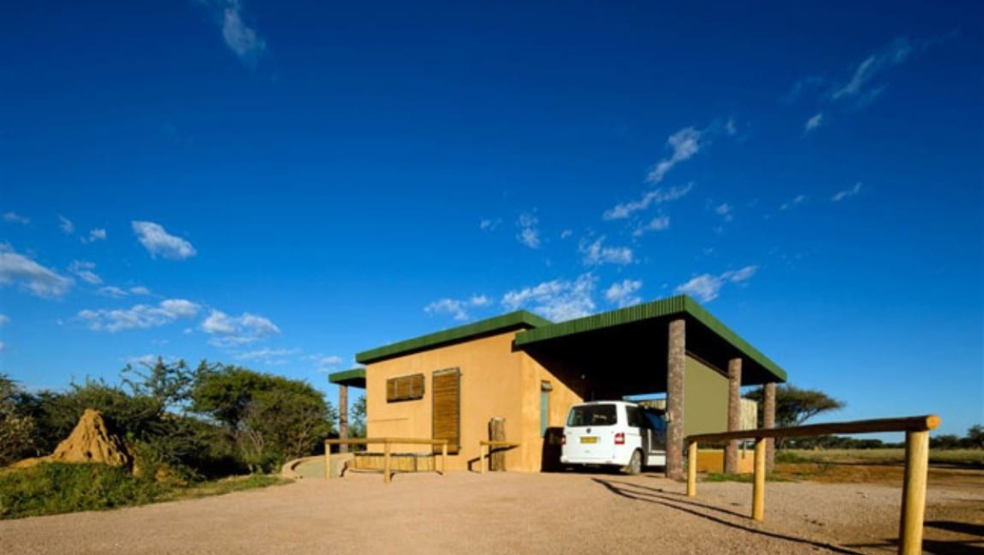 Okonjima Plains Camp - huisje