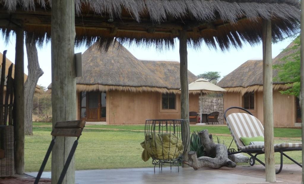 Onguma Bush Camp - huisjes