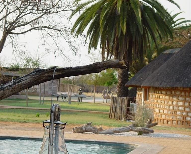 Onguma Bush Camp - zwembad