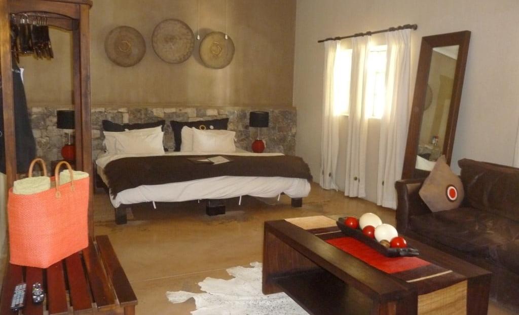 Onguma Bush Camp - slaapkamer