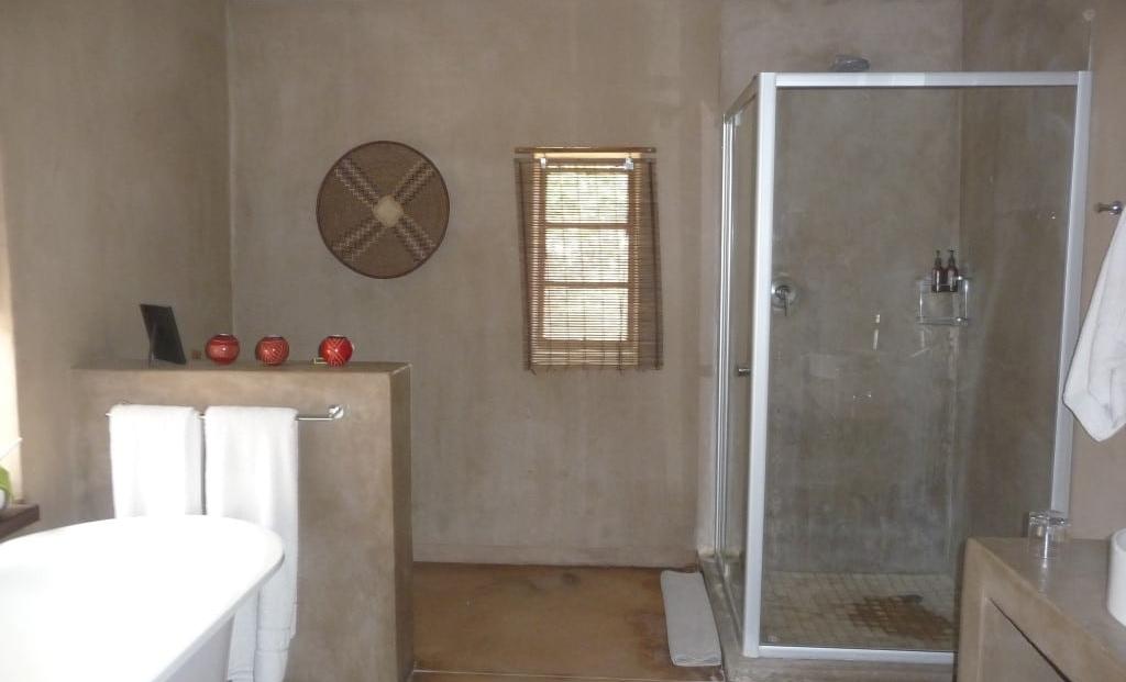 Onguma Bush Camp - badkamer