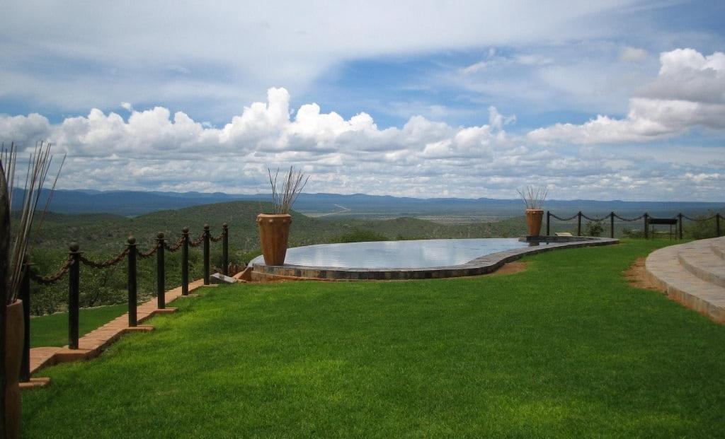 Opuwo Country Lodge - zwembad