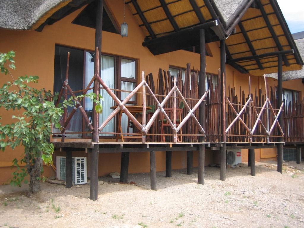 Opuwo Country Lodge - huisjes