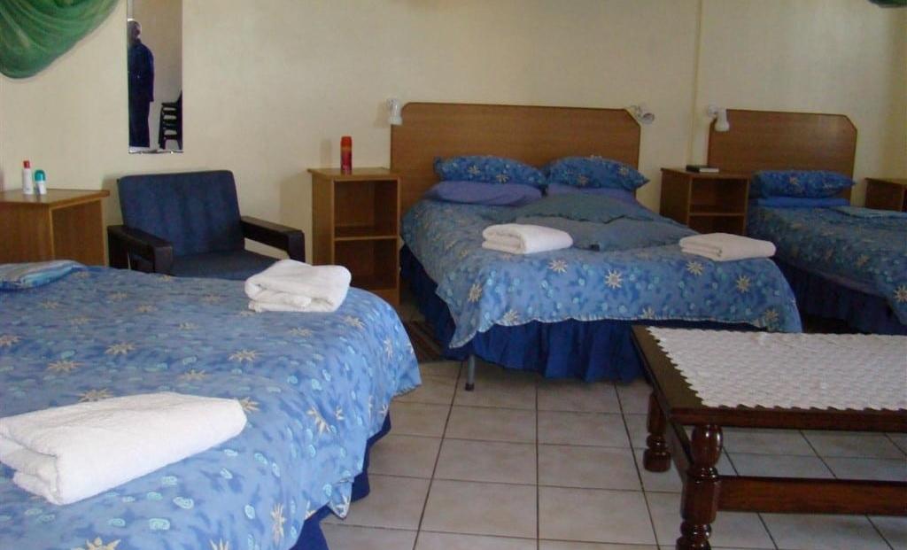 Quivertree Forest Rest Camp - slaapkamer
