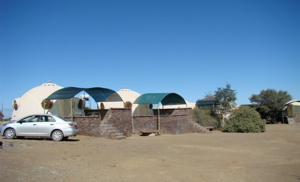 Quivertree Forest Rest Camp - iglo bungalows