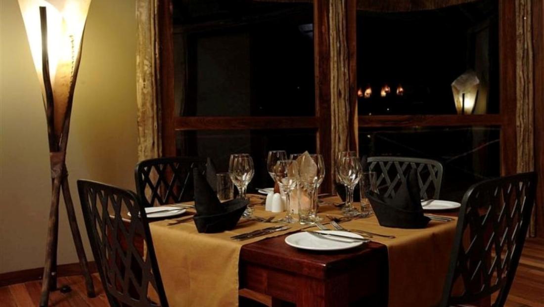 Sossus Dune Lodge - restaurant