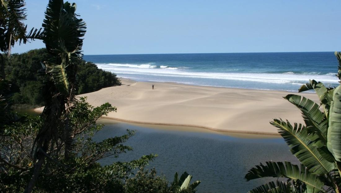 Strand Zuid-Afrika (2)
