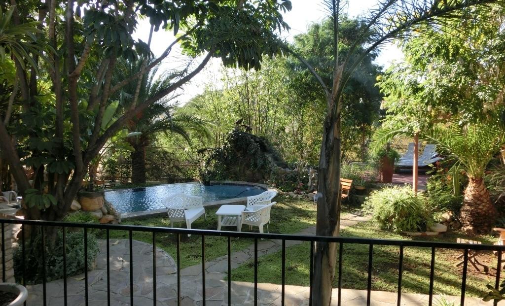 Terra Africa - zwembad