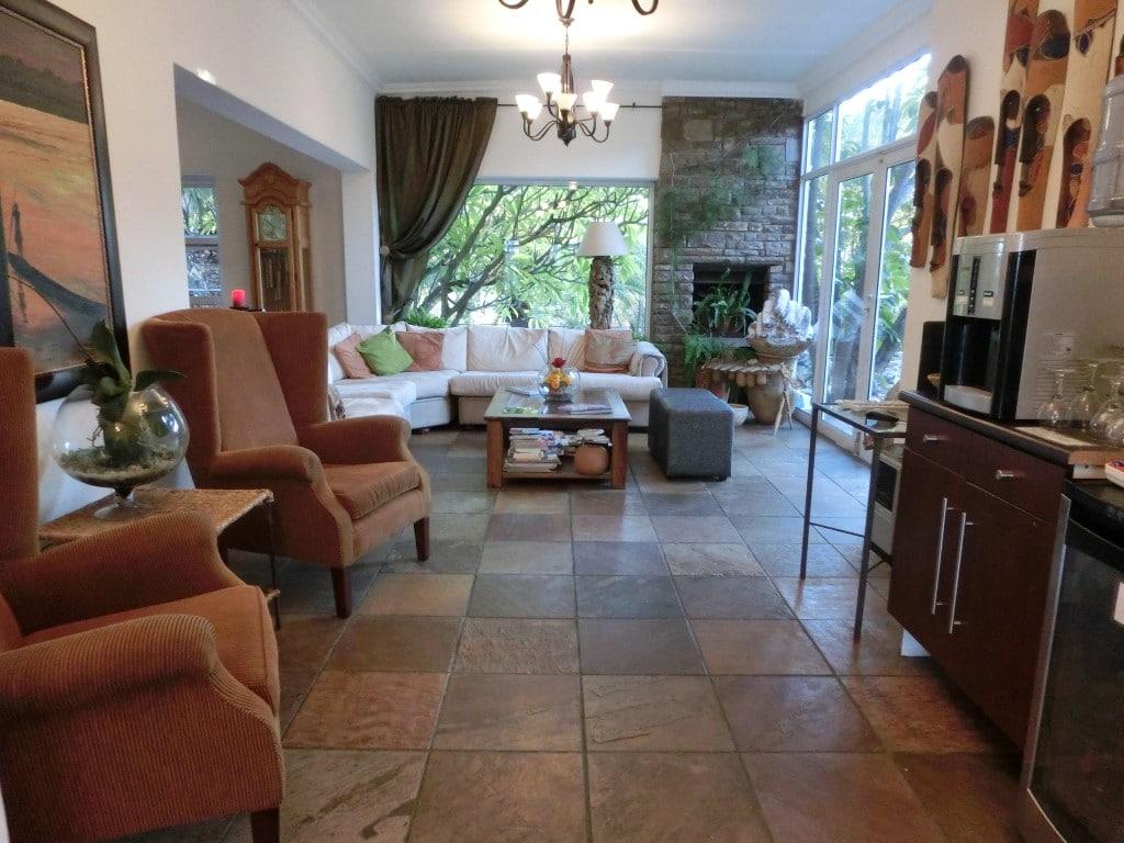 Terra Africa - lounge