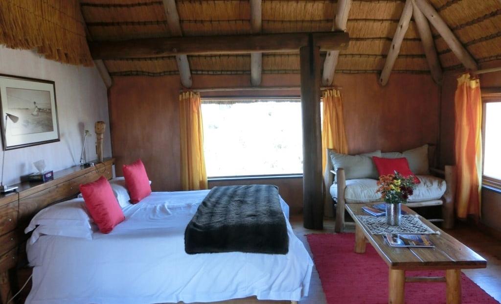 The Stiltz - slaapkamer