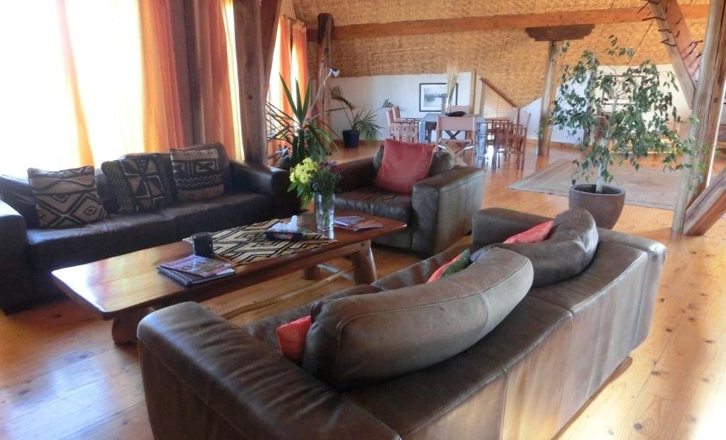 The Stiltz - lounge