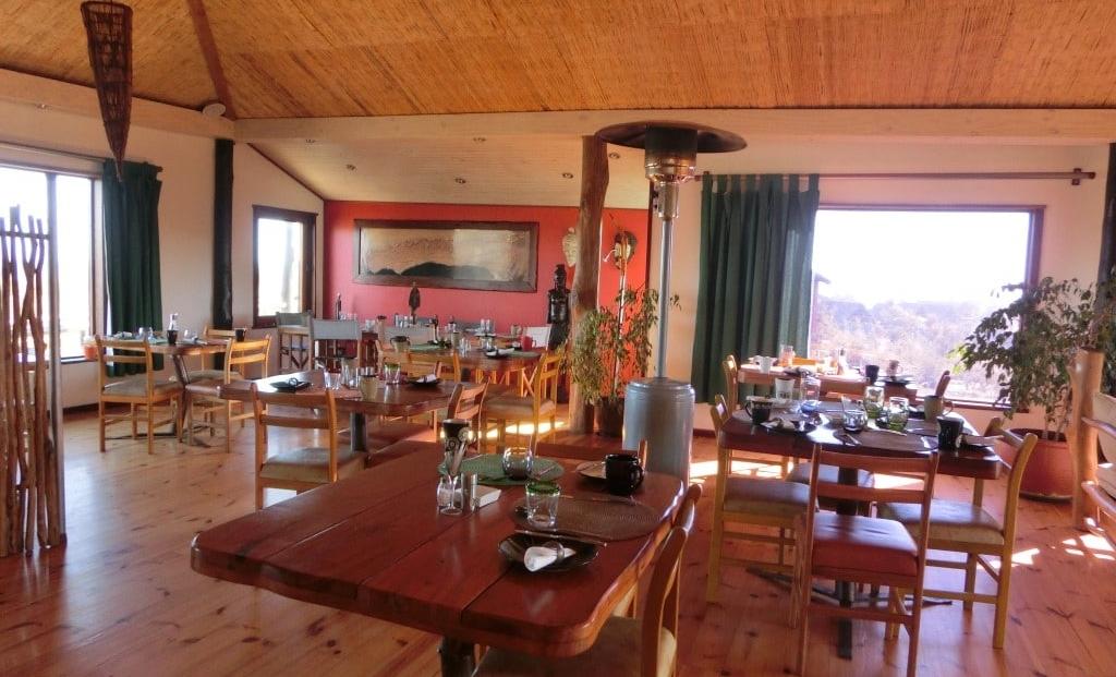 The Stiltz - restaurant