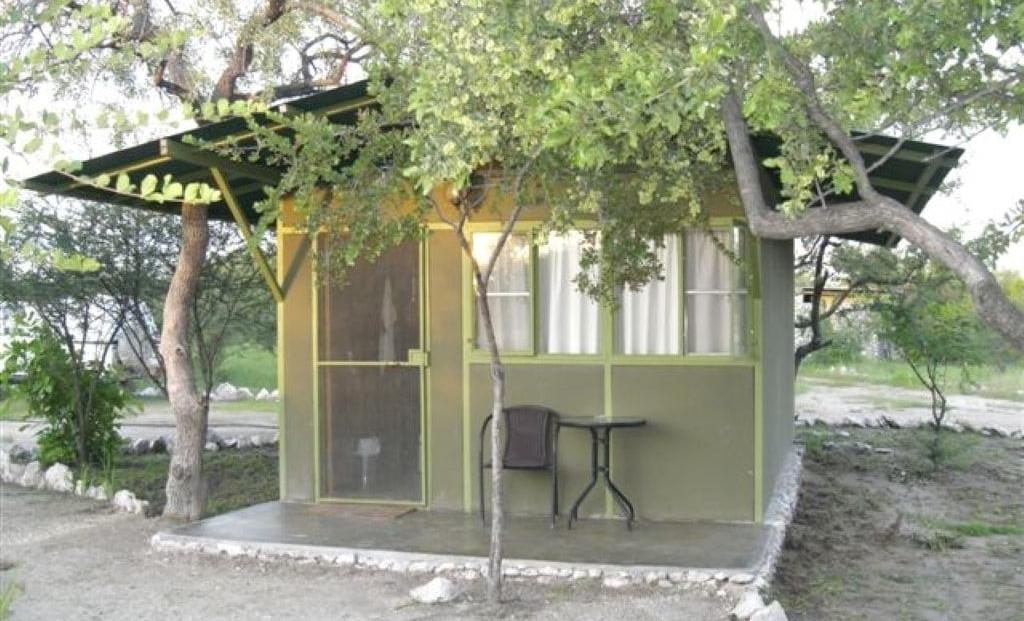 Tsumkwe Lodge - huisje
