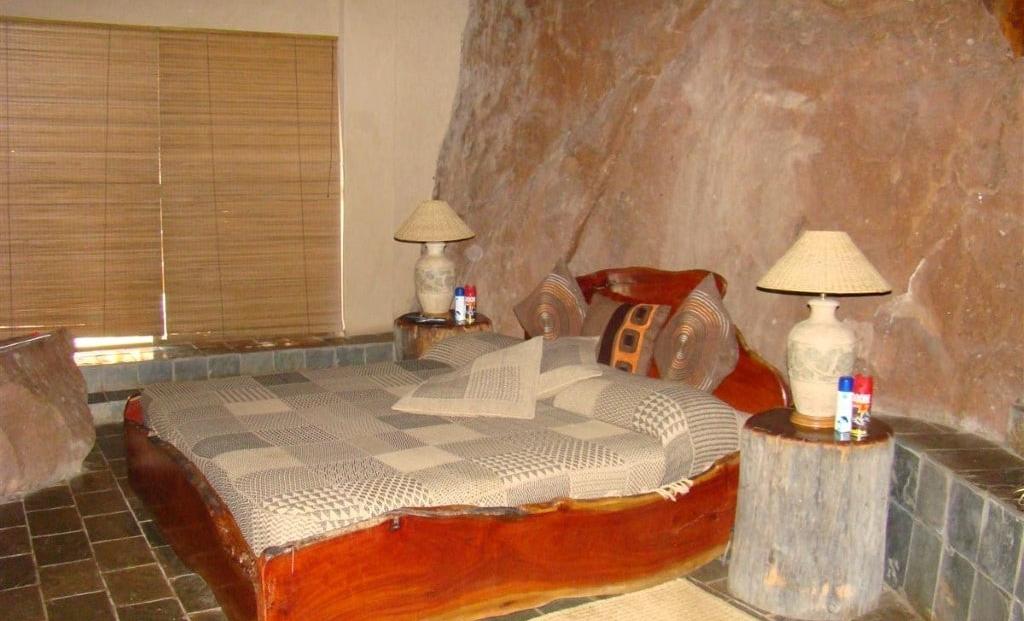 Twyfelfontein Country Lodge - slaapkamer