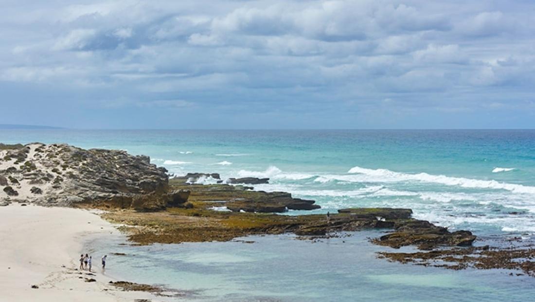 De Hoop Nature Reserve - strand en zee