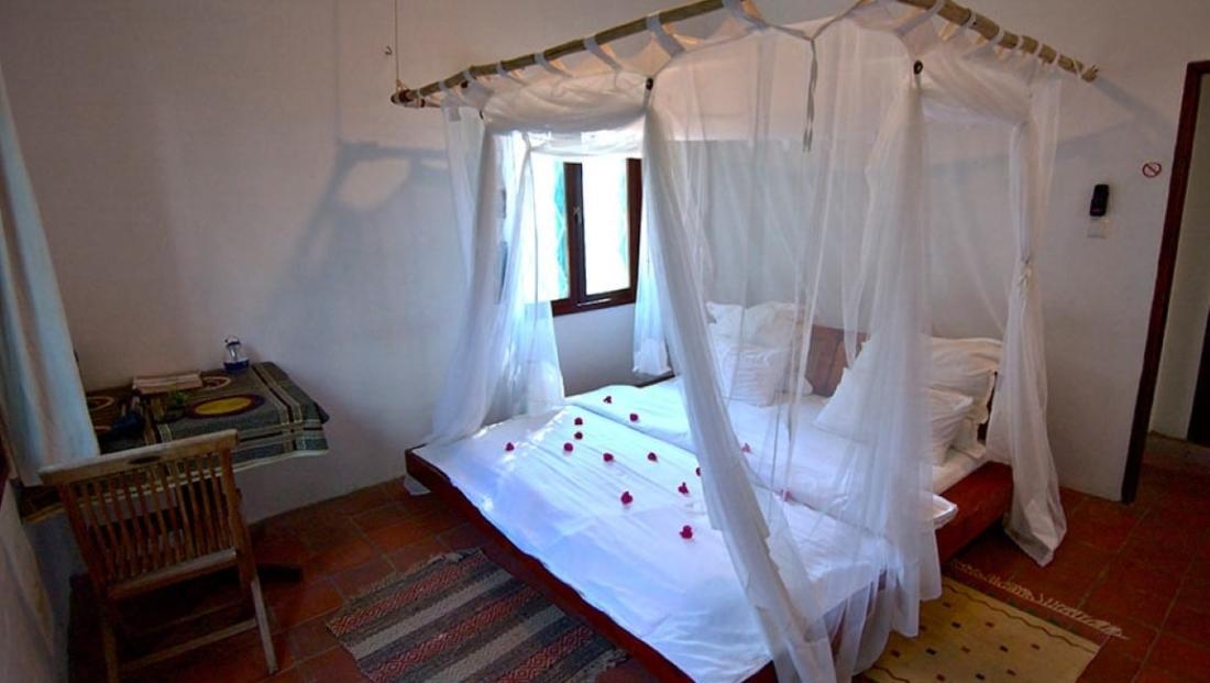 Baia Sonambula - Slaapkamer Garden Room