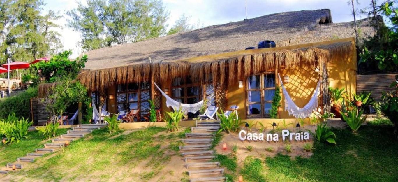 Casa na Praia - Hoofdgebouw
