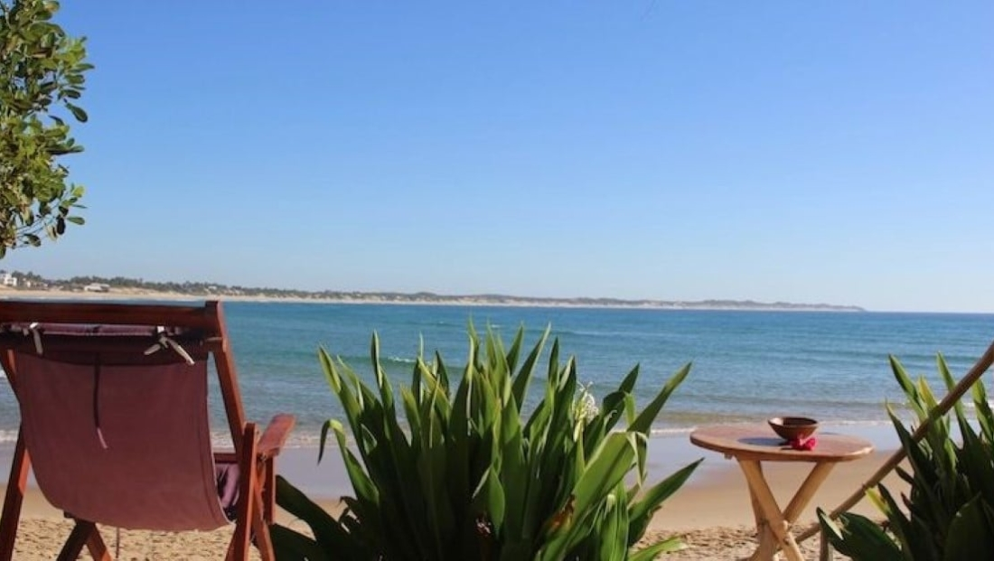 Casa na Praia - Uitzicht op zee