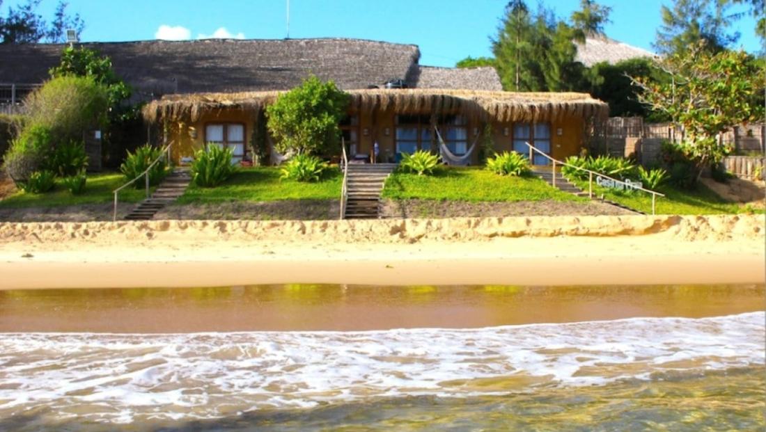 Casa na Praia - Direct aan het strand