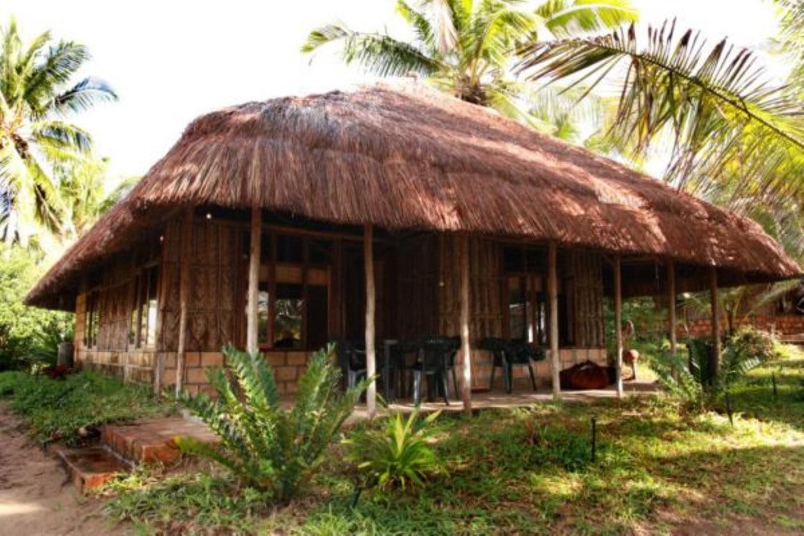 Jeffs Palm Resort - Eenvoudige chalets
