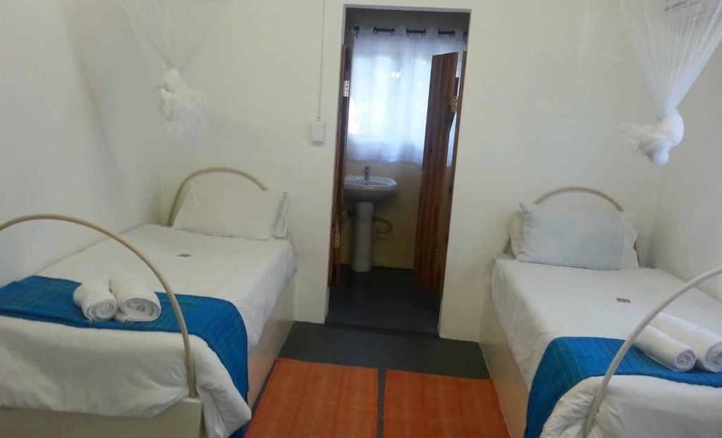 Laguna Camp - Eenvoudige slaapkamer