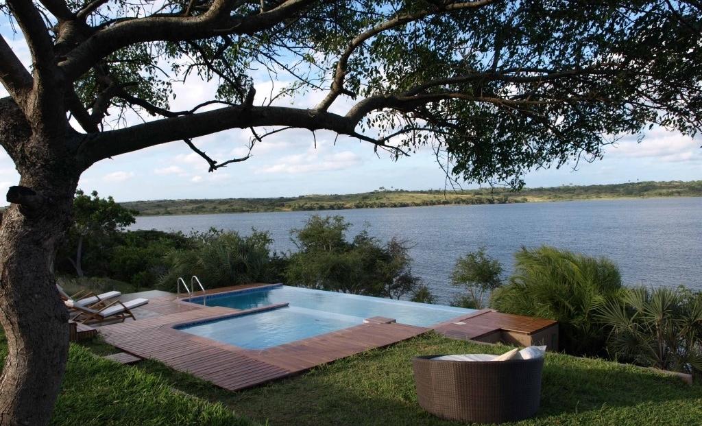 Naara Eco-Lodge - Zwembad
