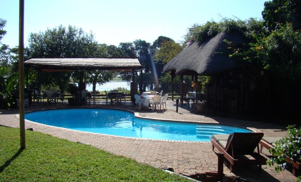 Waterlilly Lodge - Zwembad