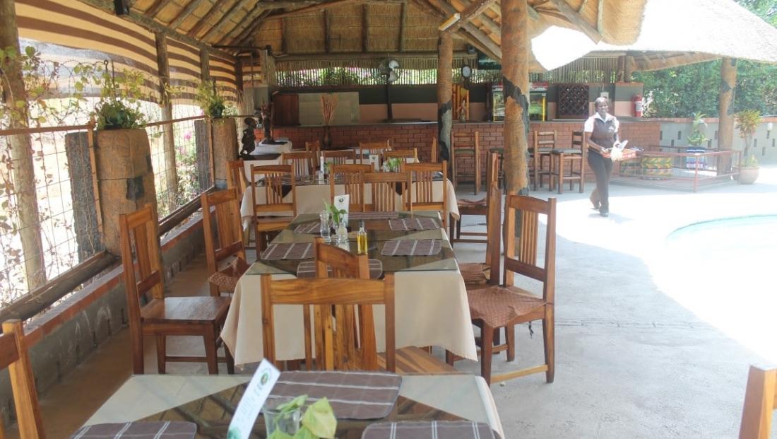 Waterlilly Lodge - Restaurant