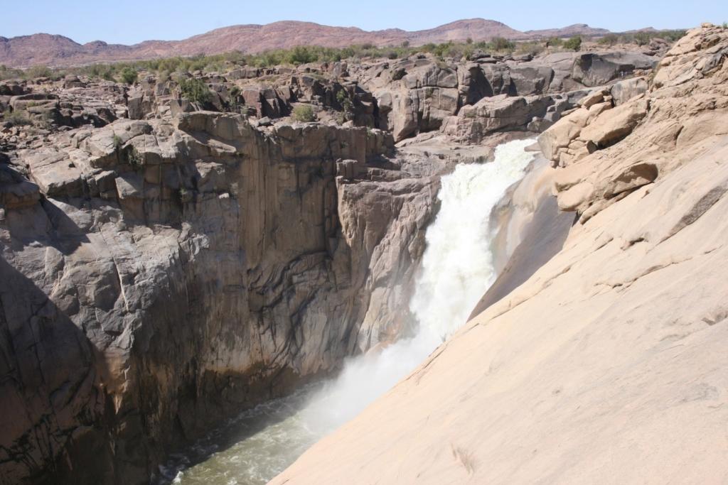 Waterval Augrabies Falls