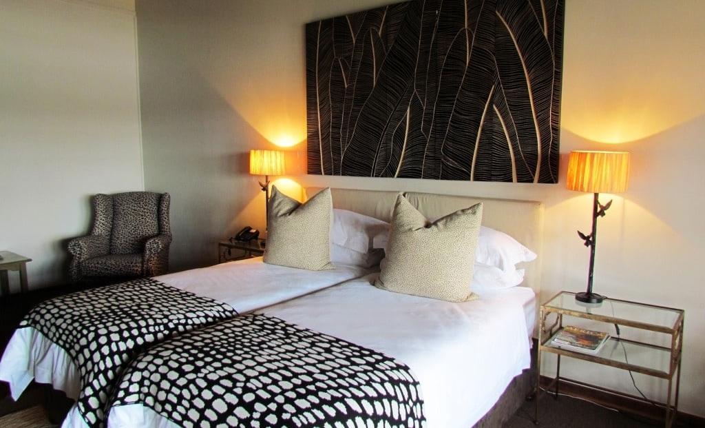 Hotelkamer Buhala Lodge 3