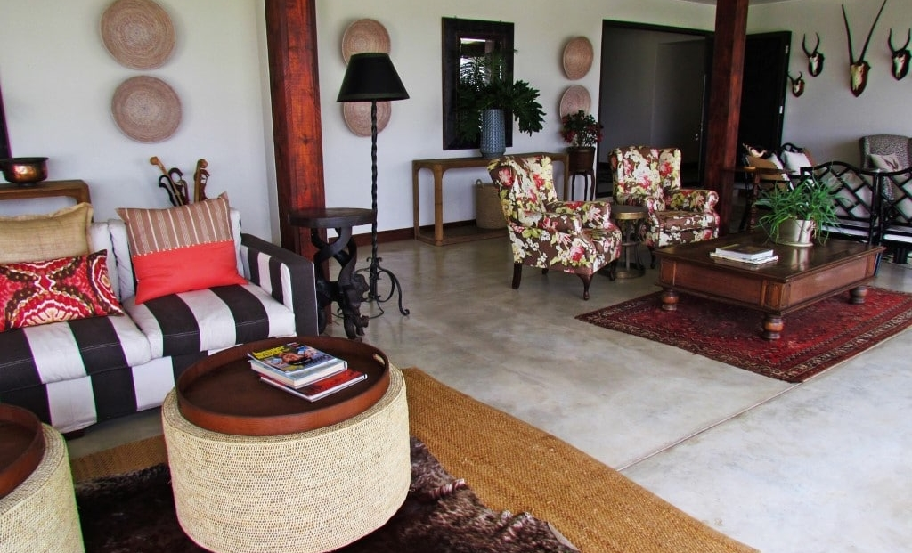 Buhala Lodge - Receptie