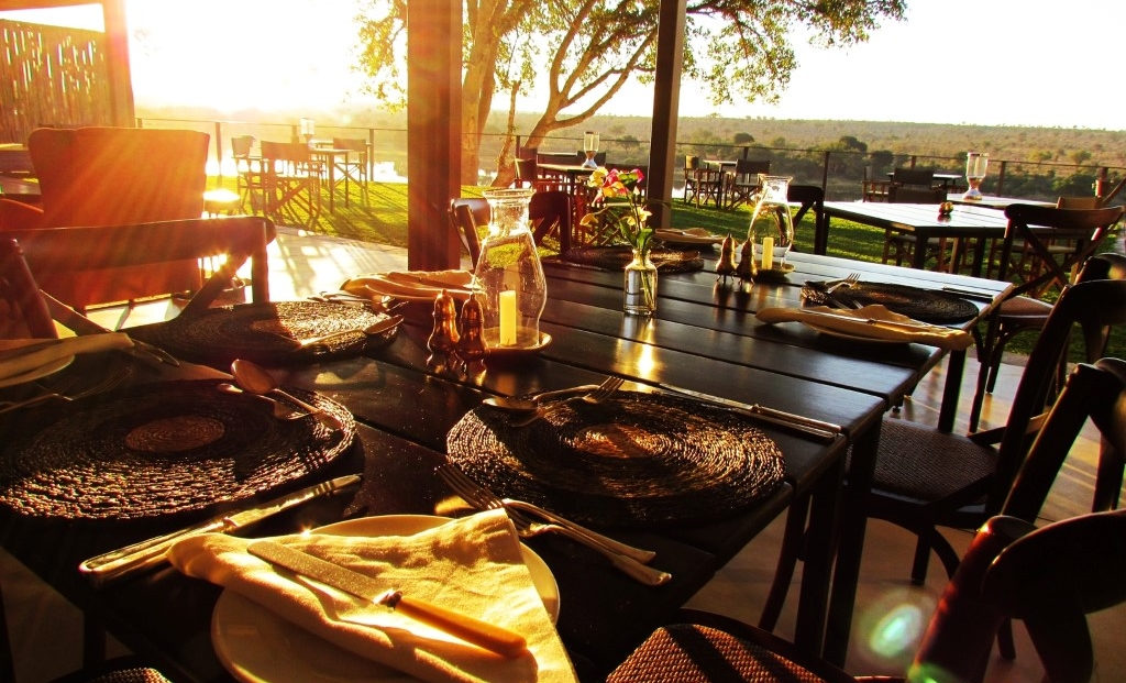 Buhala Lodge - restaurant