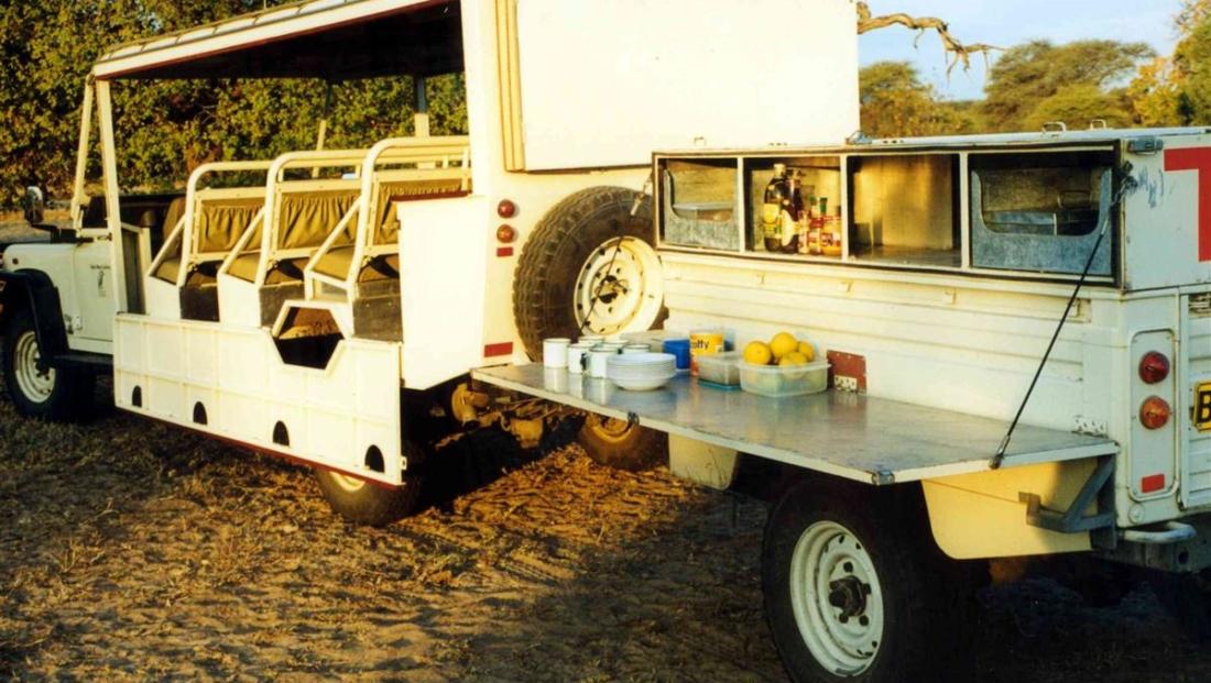 Jeep safari BUsh Ways 2