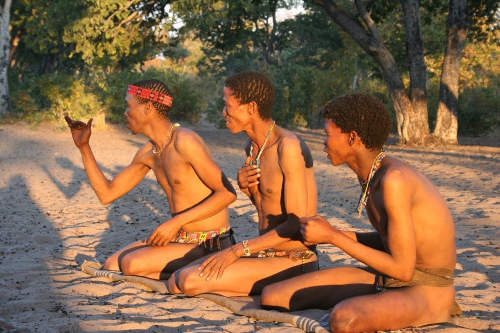 Bushmen 4