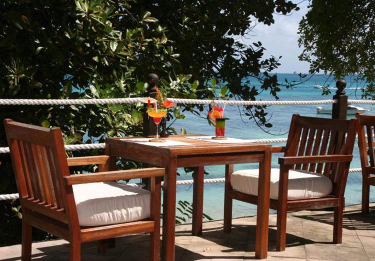 Cerf Island Resort - Terras Cote D'or Chalets
