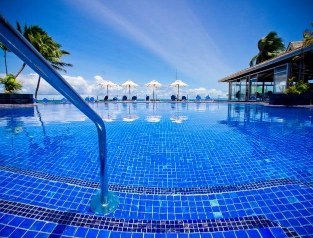 Zwembad Coco de Mer Hotel & Black Parrot Suites