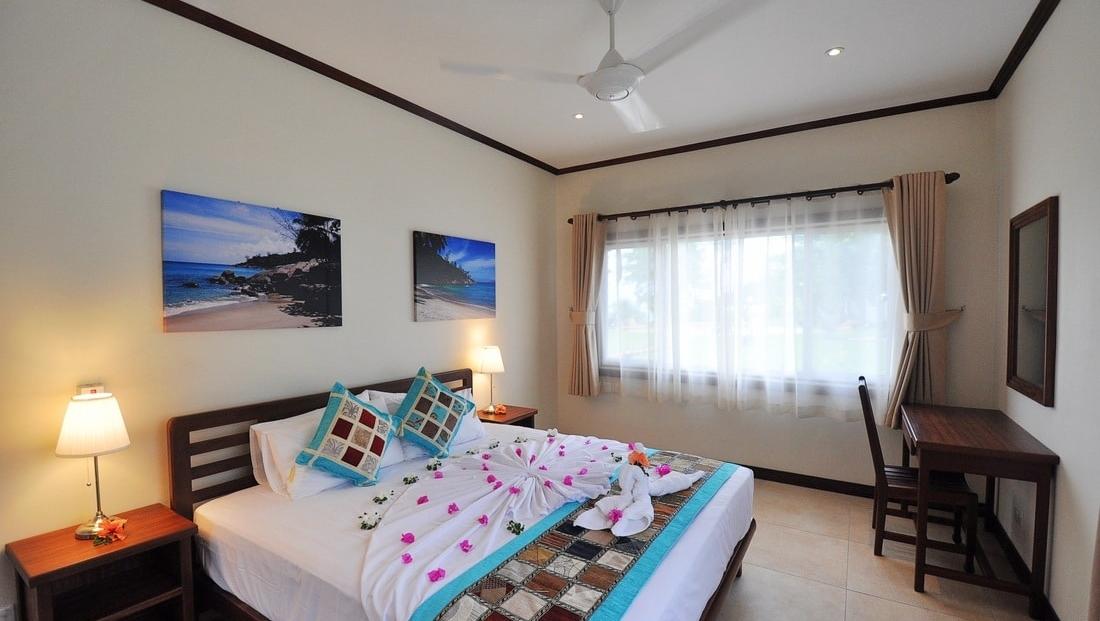 Kamer Cote D'or Footprints - slaapkamer