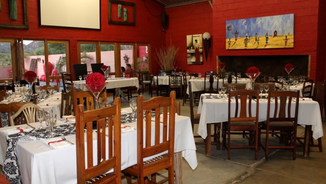 Daisy's Guest Farm - Restaurant