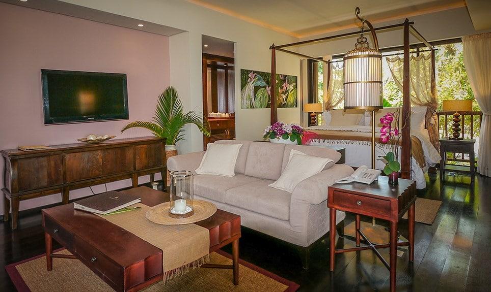 Dhevatara Beach Hotel - hotelkamer