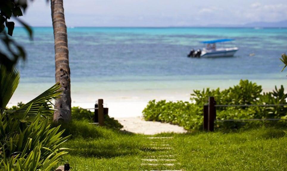 Dhevatara Beach Hotel - strand